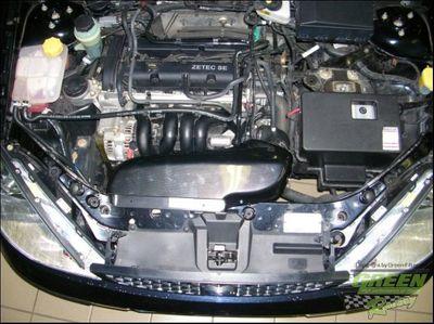 GREEN Airbox - ABPA022 - für Ford - FOCUS - 1,6L i 16V - 74kW / 100PS - Baujahr: ab 98