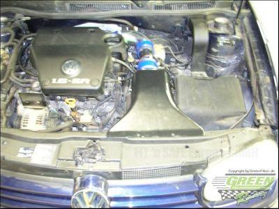 GREEN Airbox - ABPA027 - für VW - GOLF 4 - 1,6L i - 74kW / 100PS - Baujahr: 08.97-02.04