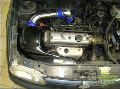 GREEN Airbox - ABPA033 - für VW - GOLF 3 - 1,6L i - 55kW / 75PS - Baujahr: 92 - 95
