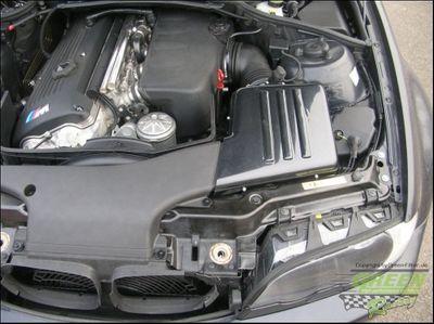 GREEN Airbox - ABPA038 - für BMW - SERIE 3 (E46) - M3 3,2L - 252kW / 343PS - Baujahr: 00 - 05