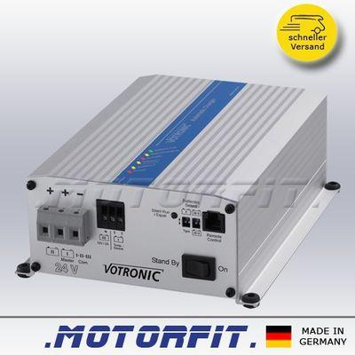 Votronic Ladegerät VAC 2416 F 3A II - 24V – Bild 1