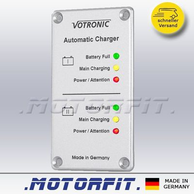 "Votronic Fernanzeige S nur für Automatic Charger ""Duo"""