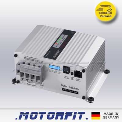 Votronic Solar-Regler MPP 320/24 Duo Dig. - 24V / MPP320/24