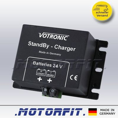 Votronic StandBy-Charger 24V