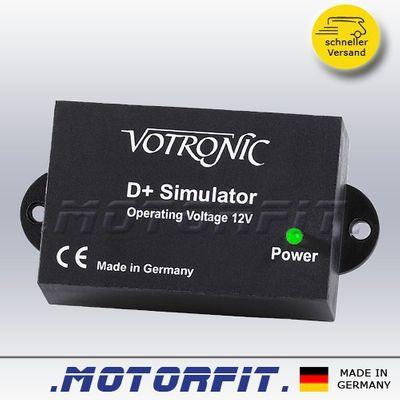 Votronic D+ Simulator - 12V  D Plus D-Plus Signal für Zweitbatterieanschluss oder andere Aggregate