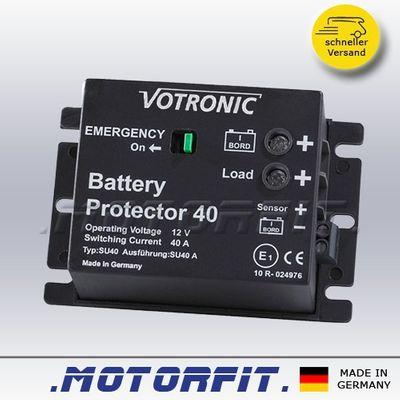 Votronic Battery Protector 40 - 12V