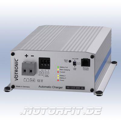 Votronic Batterie-Ladegerät Pb 1215 SMT 2B - 12V / Pb1215