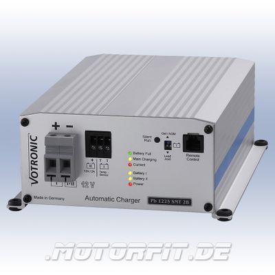Votronic Batterie-Ladegerät Pb 1225 SMT 2B - 12V / Pb1225