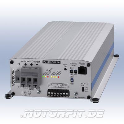 Votronic Batterie-Ladegerät Pb 1240 SMT 3B - 12V / Pb1240