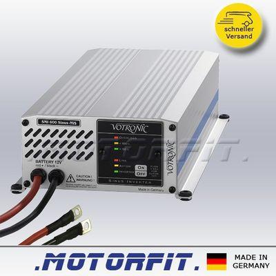 Votronic Sinus Wechselrichter SMI 600 Sinus -NVS  / SMI600