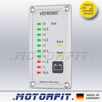 Votronic Duo-Akku-Tester S