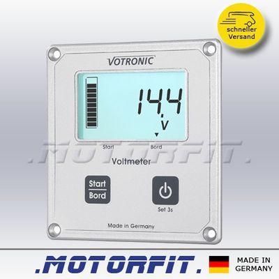 Votronic LCD-Voltmeter S
