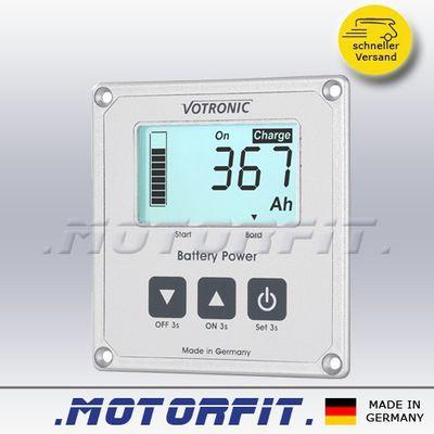 Votronic LCD-Batterie-Computer 400 S / 400S S400 mit Smart Shunt (Modell 2019)