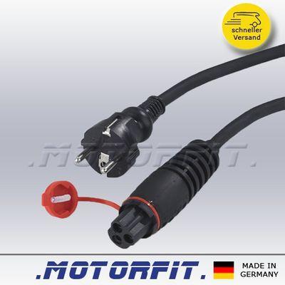 Votronic Anschlusskabel 230 V mit Steckkupplung und Schukostecker