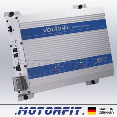 Votronic Ladegerät VAC 1215/15 Duo OHNE NOTSTARTFUNKTION / VAC1215/15 – Bild 2
