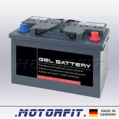 Votronic Gel - Bordbatterie 90 Ah