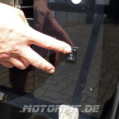 Zusätzlicher Hecktürschalter VB Full Air 2C 4C - Extra Schalter für die hintere Fahrzeugtür – Bild 2