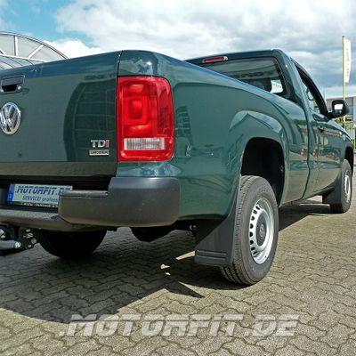 Luftfederung für Volkswagen Amarok - Amarok 2010-heute - Hinterachse - Voll-Luftfederung – Bild 2