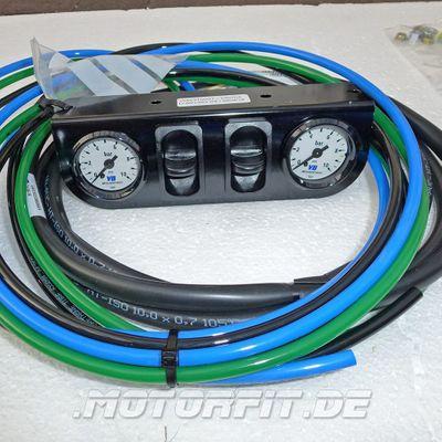 Luftfederung für Ford Ranger - T6 4x4 2011 -heute - Hinterachse - Comfort-Camping-Kit mit Kompressor/Bedienteil – Bild 7