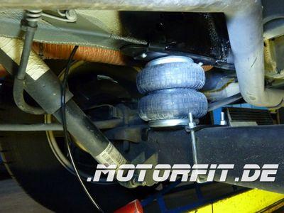 Luftfederung für Ford Transit - FWD Frontantrieb 2006-2013 - Hinterachse - Comfort-Camping-Kit – Bild 6