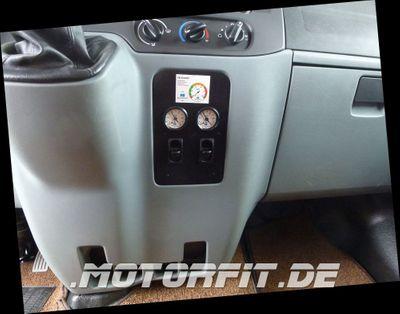 Luftfederung für Ford Transit - FWD Frontantrieb 2006-2013 - Hinterachse - Comfort-Camping-Kit – Bild 2