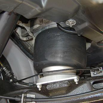 Luftfederung für Iveco Daily - 35C-50C 1999-2005 - Vorderachse - Comfort-Kit