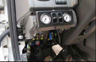 Luftfederung für Iveco Daily - 60C-65C 1999-2005 - Vorderachse - Comfort-Kit – Bild 2