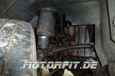 Luftfederung für Iveco Daily - 60C-70C 2006-heute - Vorderachse - Comfort-Kit – Bild 1