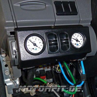 Luftfederung für Iveco Daily - 35C LC 2006-2013* - Hinterachse - Comfort-Camping-Kit – Bild 3