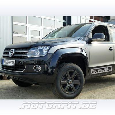 Luftfederung für Volkswagen Amarok - Amarok 2010-heute - Hinterachse - Basis-Kit Plus – Bild 4