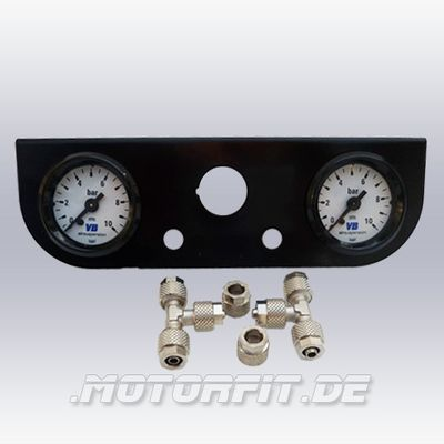 Luftfederung für Ford Nugget 2 V362 - vorne (front)antrieb (FWD) ab 2014 - Basis-Kit Plus – Bild 7