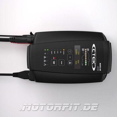 Batterie Ladegerät CTEK MXTS 40  12 Volt + 24 Volt MXTS40 – Bild 1