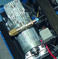 Luftfederung für Nissan NV-400 X62 Heckantrieb Zwillingsreifen 2010-heute - Hinterachse - Voll-Luftfederung – Bild 3