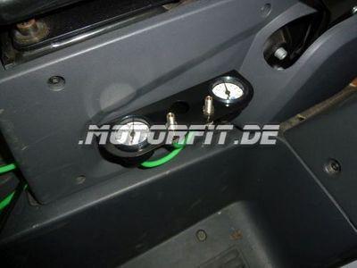 Luftfederung Nissan NV-400 X62 Heckantrieb 2010-heute - Hinterachse - Basis-Kit Plus – Bild 3