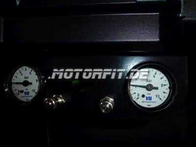 Luftfederung für DOMO - X250 2006-heute - Basis-Kit Plus – Bild 3