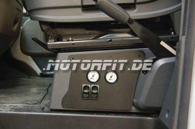 Luftfederung für Nissan NV-400 X62 Heckantrieb Zwillingsreifen 2010-heute - Hinterachse - Comfort-LCV-Kit – Bild 2