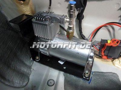 Luftfederung für Nissan NV-400 X62 Heckantrieb Zwillingsreifen 2010-heute - Hinterachse - Comfort-LCV-Kit – Bild 3