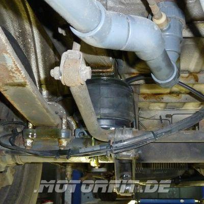 Luftfederung für VW Crafter 2XX-3XX / LT28-35 1996-2006 - Hinterachse - Basis-Kit – Bild 1