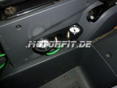 Luftfederung für VW Crafter 4XX / LT46-46a 1996-2006 - Hinterachse - Basis-Kit Plus – Bild 2