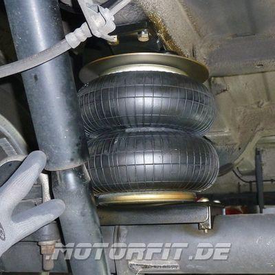 Luftfederung für MB Sprinter W906 2XX-3XX 2006-2018 - Hinterachse - Basis-Kit Plus – Bild 2