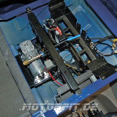 Luftfederung für MB Sprinter W906 4XX-5XX 2006-2018 - Hinterachse - Comfort-LCV-Kit – Bild 5