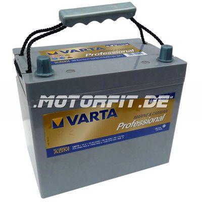 Varta Professional DC AGM LAD70 12V 70 Ah Batterie