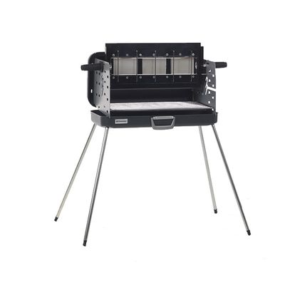 Waeco Dometic Consul Koffergrill 30 mbar mit Heizstrahlerfunktion Barbecue BBQ Grill Gas