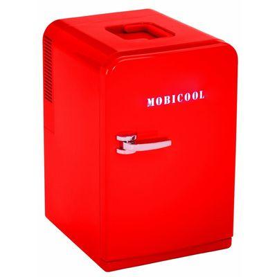 Waeco Dometic Thermoelektrischer Minikühlschrank F15 rot, ca. 15 Liter