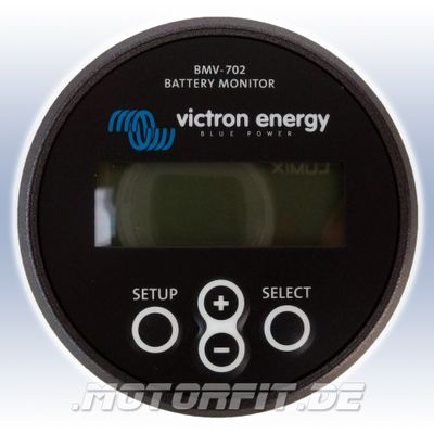 Victron BMV-702 - 500A Batterie Monitor (Nachfolger vom BMV 602S) BMV702 – Bild 1