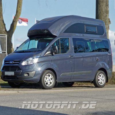 Luftfederung für Ford Nugget 2 (V362) - vorne (front)antrieb (FWD) ab 2014 - Comfort-Camping-Kit – Bild 1