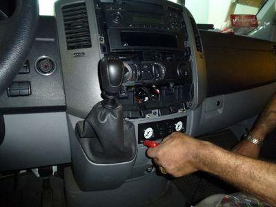 Luftfederung für MB Sprinter W903 209-319 1994-2006 - Hinterachse - Comfort-Camping-Kit – Bild 1