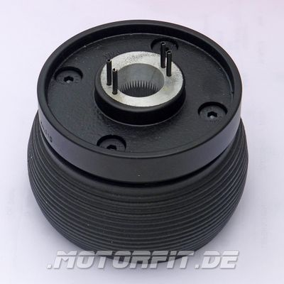 Lenkradnabe Landrover Defender 90 & 130 1995 - 2014 Lenkrad-Adapter 19mm