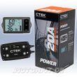 CTEK Off Grid 20A Ladesystem Charging System D250SA + System Monitor + Shunt - 12V/20A