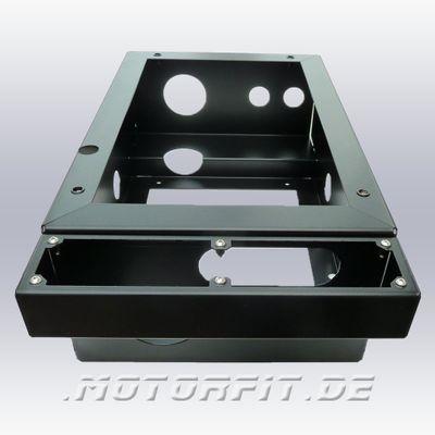 Mittel Konsole für Standheizung für Land Rover Defender cuby box cubyboxerhöhung – Bild 3